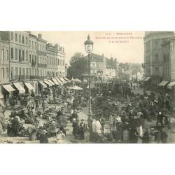 31 TOULOUSE. Marché en Gros Arnaud-Bernard 1905