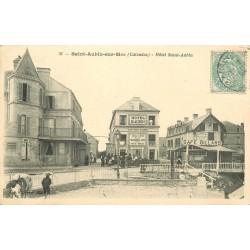 14 SAINT-AUBIN-SUR-MER. Hôtel Saint-Aubin par Wilmes 1904