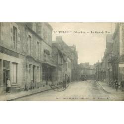 50 LE TEILLEUL. La Grande Rue 1932