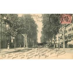 37 TOURS. Avenue de Grammont 1904