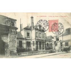 60 COMPIEGNE. Hôtel des Postes et Télégraphes 1905