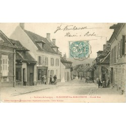 60 ELINCOURT-SAINTE-MARGUERITE. Grande Rue 1904
