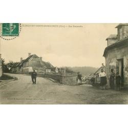 60 ELINCOURT-SAINTE-MARGUERITE. Rue Fontenelle 1911