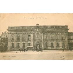 60 BEAUVAIS. Hôtel de Ville 1904