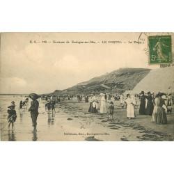 62 LE PORTEL. La Plage 1921