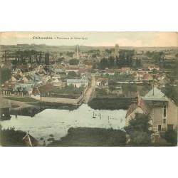 28 CHATEAUDUN. Panorama de Saint-Jean vers 1904