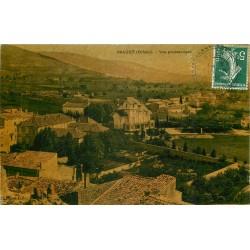 26 SAUZET. Vue panoramique 1909