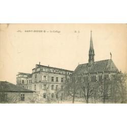 52 SAINT-DIZIER. Le Collège 1916