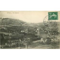 12 LE GUA. Vue sur la Ville vers 1909