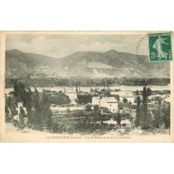 26 LA COUCOURDE. Rhône et Cruas 1909