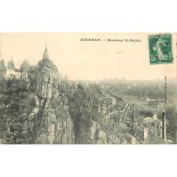 07 ANNONAY. Rochers Saint-Denis 1906
