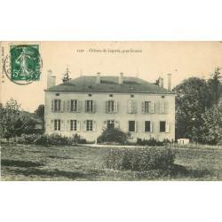 23 GOUZON. Château de Lagarde 1909