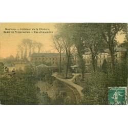 80 DOULLENS. Ecole de Préservation intérieur de la Citadelle 1908