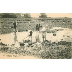 17 VALLIERES. La Pêche aux Huîtres 1912.