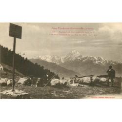 65 ASPIN. Bergers sur le Plateau 1928