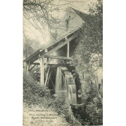 78 RUEIL-SERAINCOURT. Au Blanc Moulin à aube vers 1910