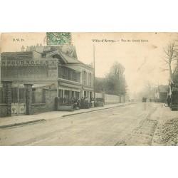 92 VILLE D'AVRAY. Vue du Grand Salon hôtel restaurant du Père Auto 1909