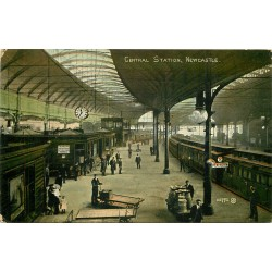 NEWCASTLE. Central Station