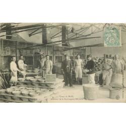 10 CAMP DE MAILLY. La Boulangerie Militaire vers 1906