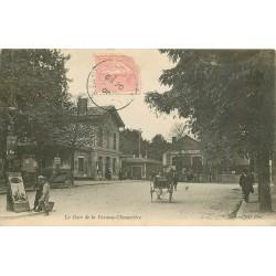 94 LA VARENNE CHENNEVIERE. La Gare 1906