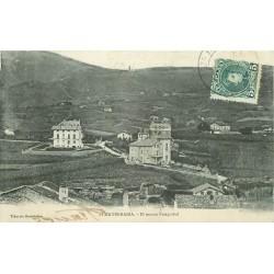 FUENTERRABIA. El Monte Faizquibel 1908