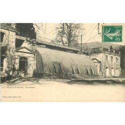 69 RONNO. Les Serres du Château 1914