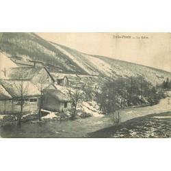TROIS-PONTS. La Salm 1907 en Belgique