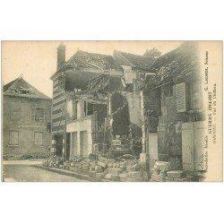 carte postale ancienne 02 SOISSONS. Rue du Château