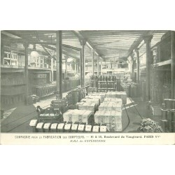 PARIS 15. Compagnie Fabrication des Compteurs d'eau boulevard de Vaugirad Hall exposition