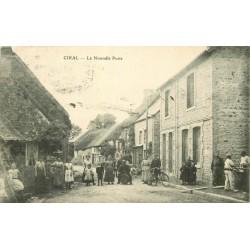 61 CIRAL. La Nouvelle Poste 1913