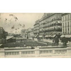 35 RENNES. Les Nouveaux Jardins 1917