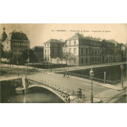 35 RENNES. Université, Musée et Lycée 1923