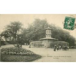 35 RENNES. La Volière du Jardin des Plantes 1908