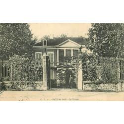 64 HAUT-DE-GAN. Le Château avec animation 1912