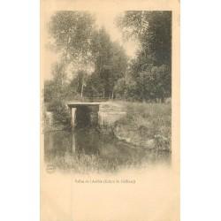 2 x Cpa 62 VALLEE DE L'AUTHIE. Ecluse de Colline et Tour de Dompierre