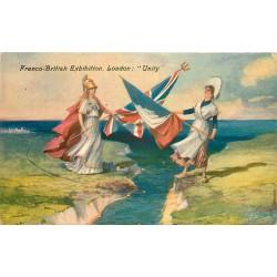 LONDON Unity. Franco-British Exhibition