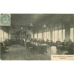 2 x cpa 78 LE VESINET. Asile National l'Ouvroir 1907 et l'Entrée principale 1913