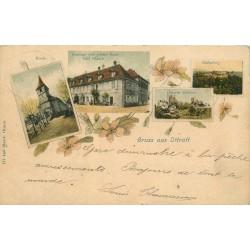 67 OTTROTT. Kirche Gasthaus Odilienberg und Ottotter Schlösser 1905