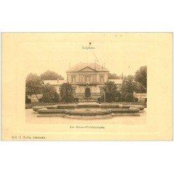 carte postale ancienne 16 COGNAC. La Sous-Préfecture 1915