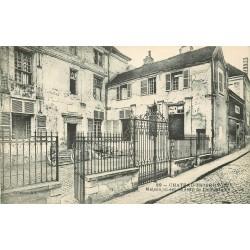 02 CHATEAU THIERRY. Maison de Jean de la Fontaine 1909