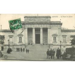 17 SAINTES. Le Palais de Justice 1913