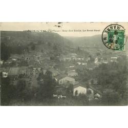 52 OSNE-LE-VAL. Rue des Ecole Ecoles le Bout Haut 1915