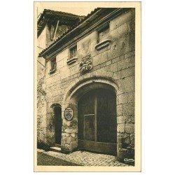 carte postale ancienne 16 COGNAC. Maison nourrice de François Ier 1937