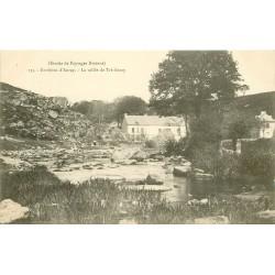 56 AURAY environs. La Vallée de Tré-Auray vers 1900
