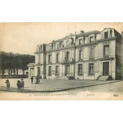 95 SAINT-LEU-LA-FORET. La Mairie