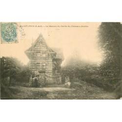 95 SAINT-PRIX. Maison du Garde du Château-Double 1906