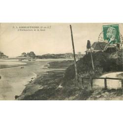 62 AMBLETEUSE. Embouchure de la Slack 1923
