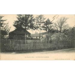 91 La Ville du Bois. La Croix Saint-Jacques vers 1907