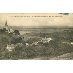 55 MONT-DEVANT-SASSEY. Village vue de la Côte de la Rochelle 1911