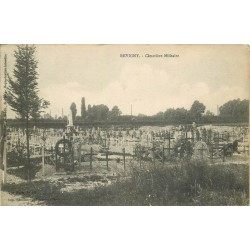 55 REVIGNY. Cimetière Militaire 1916